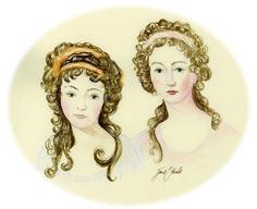 Marianne and Elinor - Jane Austen's Sense and Sensibility - Jane Odiwe