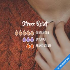 Oils for Babies and Infants Stress Relief - Essential Oil Diffuser BlendStress Relief - Essential Oil Diffuser Blend Stress Relief Essential Oils, Essential Oils For Babies, Essential Oil Diffuser Blends, Doterra Essential Oils, Doterra Blends, Helichrysum Essential Oil, Aromatherapy Oils, Perfume, At Least