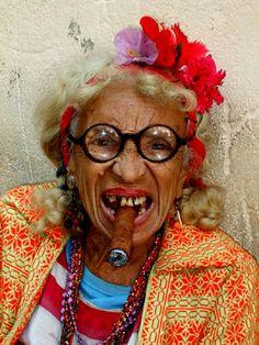 Granny Puretta ~ Havana, Cuba
