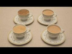 ▶ Четыре способа приготовить горячий шоколад - YouTube