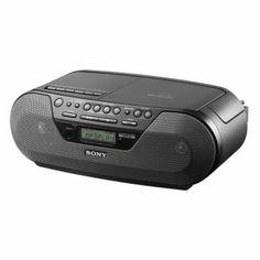 Sony CFD-S07CP – Máy radio cassette