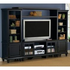 Hillsdale Grand Bay Large Wall Unit