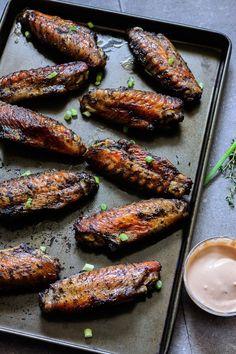 Jerk Turkey Wings: A Delicious Holiday Alternative - Yummy Medley Thanksgiving Recipes, Fall Recipes, Healthy Recipes, Thanksgiving Turkey, Happy Thanksgiving, Healthy Meals, Holiday Recipes, Keto Recipes, Turkey Drumsticks