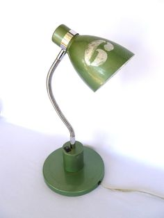 $28 from orangedoorcottage on etsy # http://www.etsy.com/listing/72192604/industrial-chic-vintage-gooseneck-lamp?utm_source=bronto_medium=email_term=Image+-+http%3A%2F%2Fwww.etsy.com%2Flisting%2F72192604%2Findustrial-chic-vintage-gooseneck-lamp_content=etsy_finds_061811_campaign=etsy_finds_061811