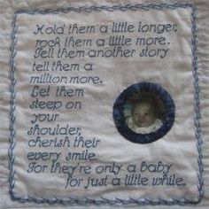 Baby Quilt Label Quotes - Bing Images