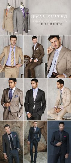 http://tanyaharville.jhilburn.com/shop/ Even men can make a fashion statement with clothing.