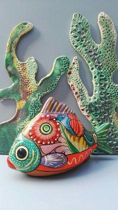 Mexican cerámic Fish