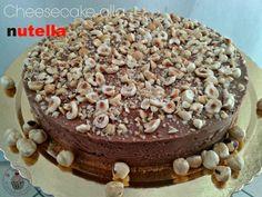 Cheesecake alla Nutella (senza cottura)
