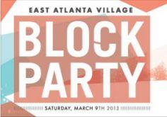 2013 East Atlanta Village Block Party (March9)