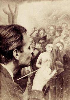 felix nussbaum   Felix Nussbaum – Obras e Biografia   Cultura - Cultura Mix