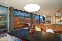 Kitchens Beautiful And Modern Square Kitchen With Dining Room Beautiful Contemporary Kitchens