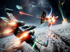 star wars space battles - Google Search