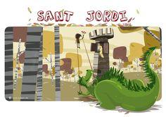 Drawde: Sant Jordi