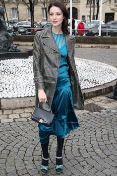 Pin for Later: Outlander's Caitriona Balfe Has Style For Miles March 2016