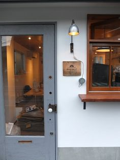be myself coffee stand [初台] 店舗デザイン. My Coffee Shop, Coffee Store, Coffee Shop Design, Cafe Design, Store Design, Brick Cafe, Cafe Door, Japanese Home Design, Bathroom Dimensions