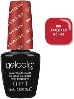 GelColor by OPI nail polish colors « Holiday Adds
