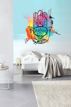 Fulcolor Wall Decal Vinyl Sticker Decals by CreativeWallDecals, $39.99