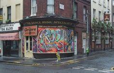 Groove Records, Greek Street, London