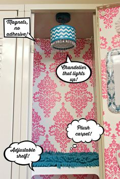 Take back to school to the next level with this great DIY decor!
