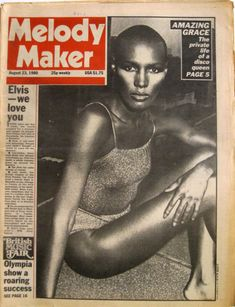 Pursue more of His nearness in your loneliness. When you feel lonely, remember that Jesus is always with you. Fashion Magazine Cover, Magazine Covers, State Of Grace, Flip Out, Grace Jones, Studio 54, Feeling Lonely, Queen, Concert Posters