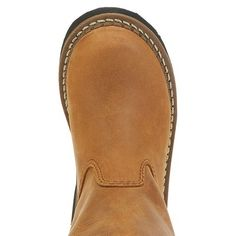 Georgia Boot Boys' Pull On Boots - Tan 11M, Boy's, Size: 11, Brown