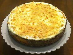 מתכון: עוגת גבינה עם ביסקוויטים