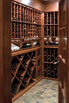 Charles River Wine Cellars - High End Custom Residential Wine Cellars - Wellesley and Boston, MA   Boston Design Guide