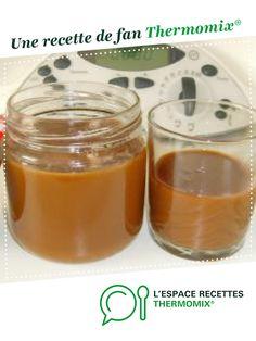 Confiture de lait par Héléna. Une recette de fan à retrouver dans la catégorie Basiques sur www.espace-recettes.fr, de Thermomix<sup>®</sup>.
