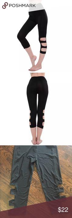 06a66c7b2fe4d9 NWT Capri leggings XS-XL *brand used for exposure Brand used for exposure  only