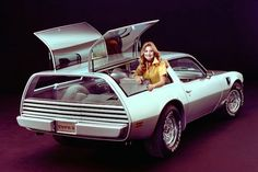 Pontiac Firebird Trans Am Prototype – Old Concept Cars Buick, Shooting Break, Opel Gt, Automobile, Sports Wagon, Pontiac Cars, Pontiac Models, Chevrolet Camaro, Pontiac Firebird Trans Am