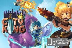 City King for iPhone – App Review