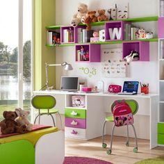 Παιδικό γραφείο 2 θέσεων