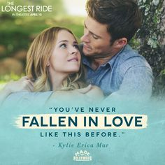 Fans and critics are falling for The Longest Ride. See it in theaters April 10! http://fox.co/LongestRideTickets