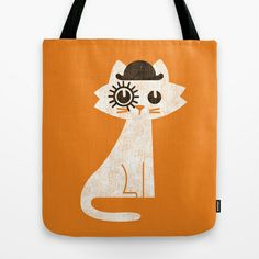 Mark+-+in+clockwork+orange+fashion+Tote+Bag+by+Budi+Satria+Kwan+-+$22.00