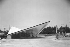 Gas Station 1958 | Flickr - Photo Sharing!