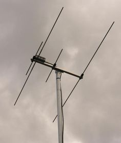 Duoband-Yagi 2m/70cm with 2/3-elements - perfect for travelling or small space
