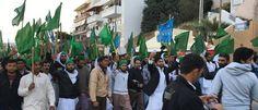 ΘΕΤΙΚΗ ΕΝΕΡΓΕΙΑ: Πακιστανοί έκαναν πορεία στην Κρήτη για τον εορτασ...