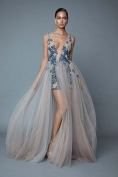 Evening Gowns Off Shoulder Sleeves Party Wear Evening Gowns, Beaded Evening Gowns, Evening Dresses, Party Dress, Elegant Prom Dresses, Beautiful Dresses, Formal Dresses, Couture Dresses, Fashion Dresses