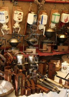 French Brocante Market