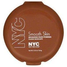 NYC 'Sunny' Bronzing Face Powder ~ 1/3 price makeup dupe of popular Benefit Hoola bronzer