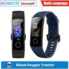 Let us introduce you to Huawei sport's honor band 5 Global Version. By the way, stylish and comfortable bicycling smart band heart rate is available unique colors, such as black, rose, navy colors. Fitness Tracker, Sport Fitness, Silica Gel, Smart Bracelet, Bracelet Watch, Uganda, Smartwatch Ios, Apple Smartwatch, Sport Armband