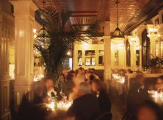 Le Colonial - A 1920s Saigon-inspired dining room and a sultry lounge upstairs in this classic French Vietnamese resto is reason enough to keep returning time and time again. Plush sofas, low tables, antique furnishings, oriental rugs, and potted palms transport you to a place that feels far away from the hustle and bustle of Rush Street below.