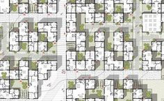 ADEPT - URBAN PLANNING Metropolitan arranging is actually most of methods little funds in addition Villa Architecture, Architecture Résidentielle, Classical Architecture, Social Housing Architecture, Architecture Diagrams, Architecture Portfolio, Residence Senior, Masterplan, Urban Analysis