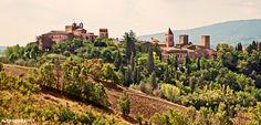 CERTALDO, TOSCANA, ITALIA, 25-08-2013