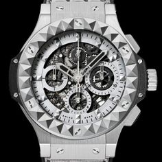 2014: Depeche Mode and Hublot – the fusion of talent and passion – to go even further for charity: water with the new Big Bang Depeche Mode Limited series made of steel (Video) HUBLOT Big Bang Depeche Mode 2014 Steel (See more at En: http://watchmobile7.com/articles/hublot-big-bang-depeche-mode-2014-steel) (3/4) #watches #hublot #depechemode @Hublot Watches