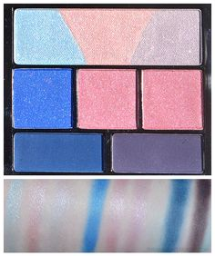 Wet N Wild In The Spotlight Coloricon Eyeshadow Palettes for Holiday 2013 REVIEW & SWATCHES via pinterest.com/radiancereport/ -- (click image for color/product details) #bbloggers #wetNWild