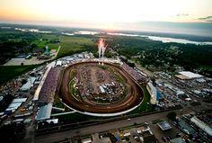 Knoxville Raceway - Meg Bestell photo