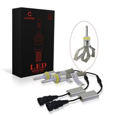 51.99$  Know more - http://ai2ad.worlditems.win/all/product.php?id=32581811649 - New! N8 led 40W h3 cob led 6000K CREE LED Chips Headlights bulb 4800LM led running lights Fog Light kit For BMW Honda cars Tesla