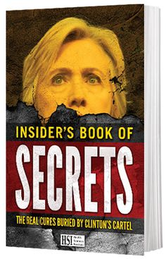 Will THIS be Crooked Hillary's Secret Revenge? (Posted for more truth about your health and drugs and natural methods of curses.)