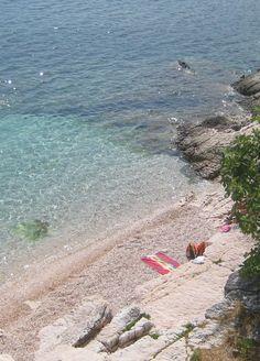 Agia Efimia Beach in Kefalonia